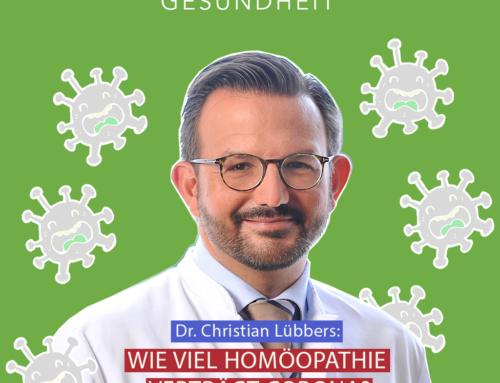 18 – Christian Lübbers, wie viel Homöopathie verträgt Corona?