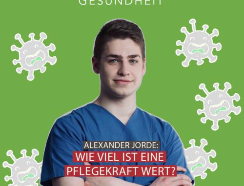 17 – Alexander Jorde, wie viel sind Pflegekräfte wert?