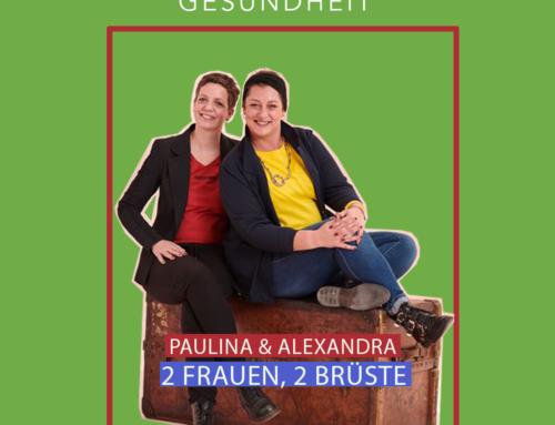 """24 – """"2 Frauen, 2 Brüste"""" zu Gast bei Generation Gesundheit"""