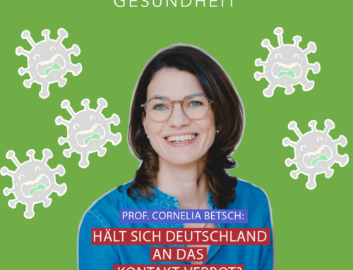 15 – Cornelia Betsch, hält sich Deutschland an das Kontakt-Verbot?