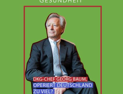 25 – Georg Baum, operiert Deutschland zu viel?
